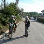 Caminho de Santiago na Mealhada