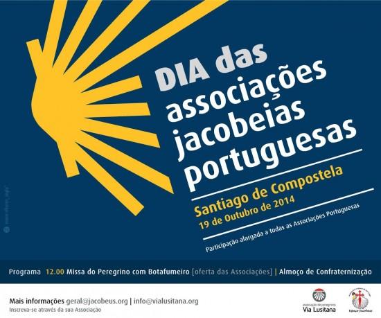 Dia das Associações Jacobeias Portuguesas