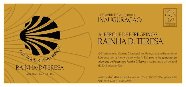 Albergue Rainha D. Teresa, em Albergaria